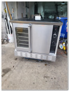 Used American Range Gas Convection Oven Single C/t - Msd-1-gl Ng