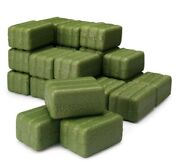 New Ertl 1/16 Scale Square Hay Bales - 24 Count - Discontinued - Farm Toy