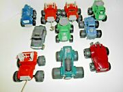 Lot Mcdonaldand039s Toy Trucks Collectible Happy Meal Toys Lot Of 10 Assorted