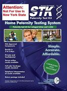 Home Paternity Dna Test Kit Includes All Lab Fees And Free Return Mailer 2person