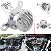 Chrome Velocity Stack Air Cleaner Intake Filter For Harley Sportster 883 Xlh1200