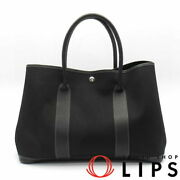 Hermes Garden Party Pm Discontinued Product [pre-owned]
