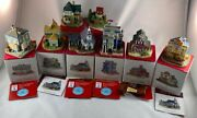 Liberty Falls Americana Collection Miniature Village Old West Set Houses Stores