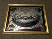 Ohio Yuengling America's Oldest Brewery Mirror Framed Collectible Beer Bar Sign