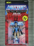 Masters Of The Universe Evil-lyn Action Figure Moc Super 7 Vintage Series