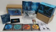 Godzilla King Of Monsters Blu-ray 4-disc Set Limited Quantity Production Japan