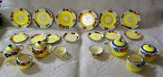 Vintage Partial Childs Tea Set And Dishes  Made In Japan, Estate Find