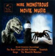 Herman Stein Henry Mancini David Buttolph Irving Gertz And Ang More Monstrou =cd=