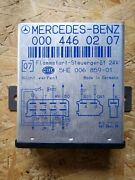 0004460207 5he006859-01 24v Glow Plug Relay For Mercedes Benz