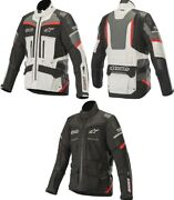 Alpinestars Andes Pro Drystar Motocycle Jacket Mens All Sizes And Colors