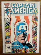 Captain America 323 High Grade First Appearance Key Comic Book