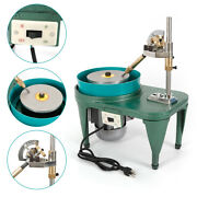 6 Inch Gem Faceting Machine Jewelry Jade Grind Polish Faceted Gemstone Lapidary