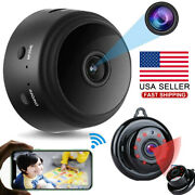 Hd 1080p Wireless Wifi Mini Ip Camera Cam Home Security Ir Cctv Indoor/outdoor