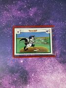 Pepe La Pew Loony Tunes Space Jam Trading Card Vtg Rare Card Mint Condition