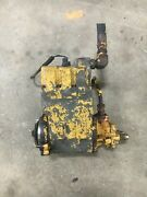 Used High-pressure Oil Pump Hpop/heui Fuel Injection 2003andndash07 Cat C7 228-5898