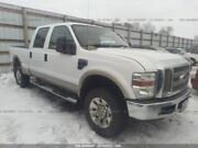 2008 F350sd Right Passenger Side Front Door Assembly Color White/tan Z1