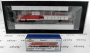 Ho Scale Es44ac Locomotive W/dcc And Sound - Cbandq 1250 - Athearn G83168