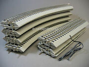 Lionel Fastrack Track 40x60 Oval Train Fasttrack Straights Curves Terminal 40x60