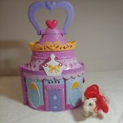 My Little Pony Castle House, Vintage G1 Baby Stockings My Little Pony And Bathtime