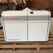 Thermo Elemental Vg Pq Excell Inductively Coupled Plasma Spectrometer