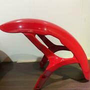 Ducati Monster M400 Super Sports Bike Motorcycle Parts Front Fender Red