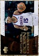 2003 Ud Top Prospects Natural Born Leaders Gold /10 Carmelo Anthony Rc 💦