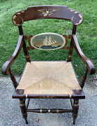 Hitchcock Chair Uss Constitution Old Ironsides Limited Edition 51/500