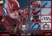 Perfect Hot Toys Mms448 - Justice League – 1/6th Scale The Flash Action Figure