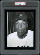 Willie Mccovey 1959 Rookie Type 1 Original Photo Psa/dna Crystal Clear