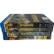 Spartacus Complete Series Seasons 1-3 + Gods Of The Arena Blu-ray Collection