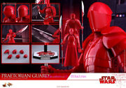 Hot Toys - Mms453 - Star Wars 1/6th Scale Praetorian Guard With Heavy Blade