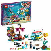 Lego Friends Dolphins Rescue Mission 41378 Building Toy With Sea Animals