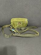 6ft Kong Removable Pouch Hands-free Leash [green] New With Tags