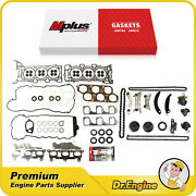 Head Gasket Set Timing Chain Kit Fit 04-06 Buick Rendezvous Cadillac Srx 3.6l