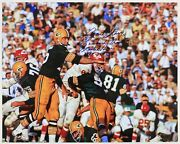 1967 Bart Starr Green Bay Packers Super Bowl I Signed 16x 20 Photo Jsa Quote