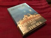 The Old Man And The Sea By Ernest Hemingway- First Edition/print-seal And A