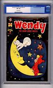 Cgc Harvey Wendy The Good Little Witch Cgc File Collection Free Shipping