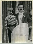 1973 Press Photo Ventriloquist Paul Winchell And Jerry Mahoney - Lrx83594