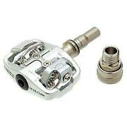 Nos Mks Mm Cube Ezy Removable Pedals -pair