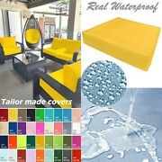Tailor Made Coverpatio Bench Cushion Waterproof Outdoor Swing Sofa Daybed Dw02