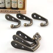 Antique Vintage Style Classic Cast Alloy Coat Hooks And Brackets Signs New M3s9