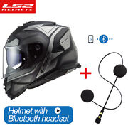 Motorcycle Helmet Casco Capacete Casque Full Facebluetooth Helmet Double Lens