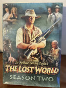 The Lost World - Season 2 Dvd, 2004, 5-disc Set Rare Out Of Print New Sealed