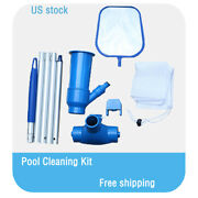 Above Ground Pool Cleaning And Maintenance Accessories Set Kit