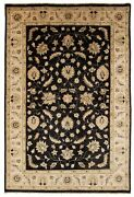 Hand-knotted Carpet 6and0390 X 9and0390 Traditional Vintage Wool Rug