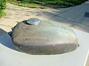 Harley Davidson 1966 Xlch Sportster Oem Fuel Tank Used Good Condition