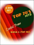 70and039s Rock And Pop Music Videos - 2 Dvdand039s - 100 Hits