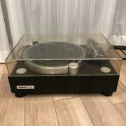 Yamaha Gt-2000 Record Player Turntable From Japan