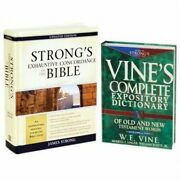 Vineand039s Complete Expository Hb By W-e-vine Hardback Book The Fast Free Shipping