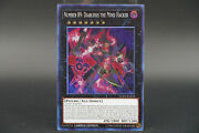 Number 89 Diablosis The Mind Hacker 2017 Yugioh Championship Prize Ycsw-en010